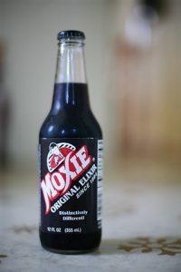 Moxie Original Soda