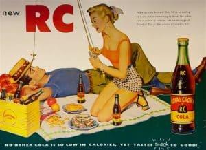 RC Cola Brand 1960s