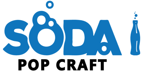 Soda Pop Craft Logo Version 4