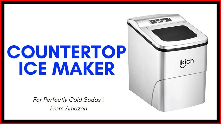 countertop icemaker from amazon