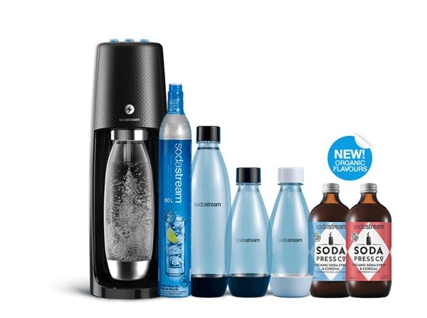 How to Set Up SodaStream Fizzi One Touch