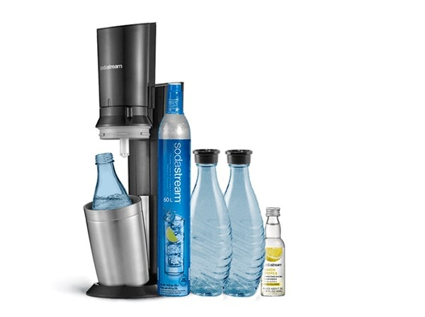 aqua fizz carbonated water maker