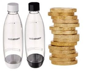 cost of sodastream over time versus buying soda