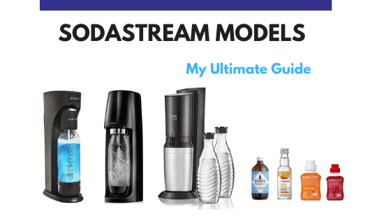 SodaStream Models featured