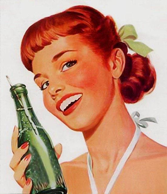 enjoy your homemade soda