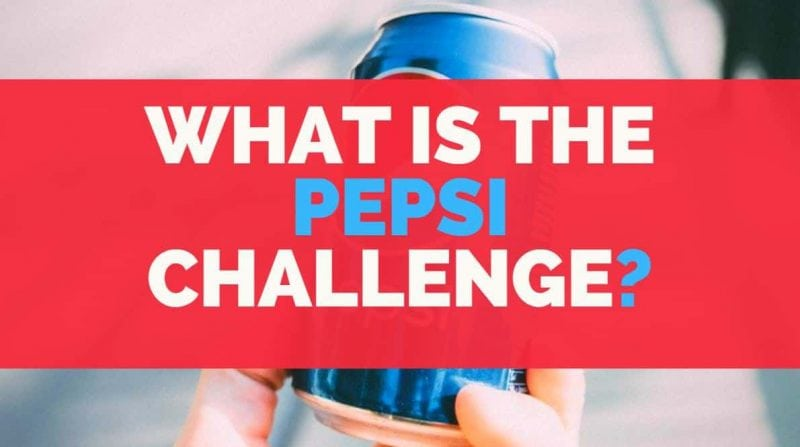 what is the pepsi challenge