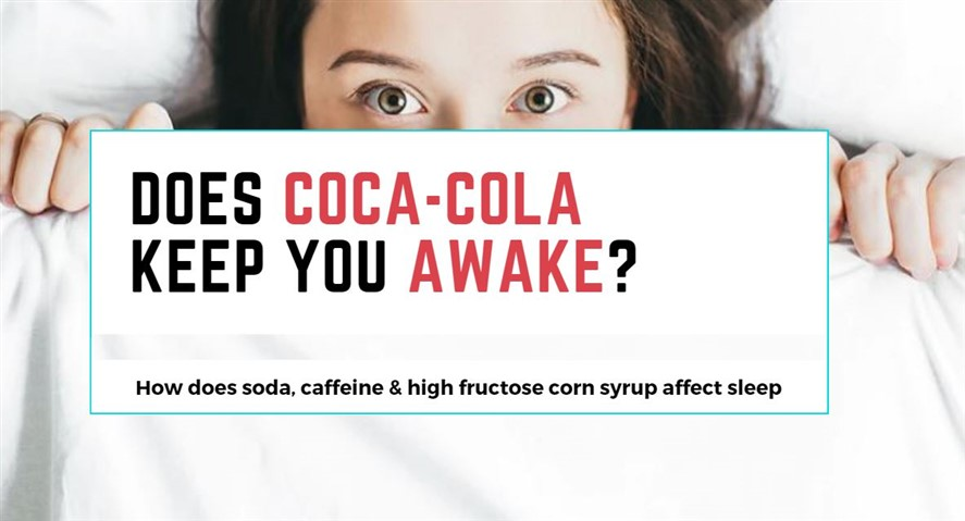 does coca-cola keep you awake