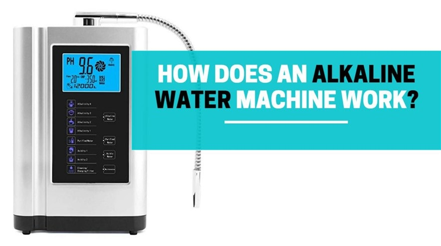 How Does an Alkaline Water Machine Work