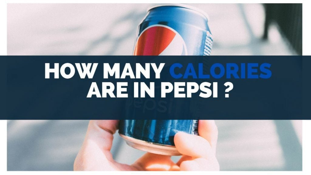 how many calories are in pepsi