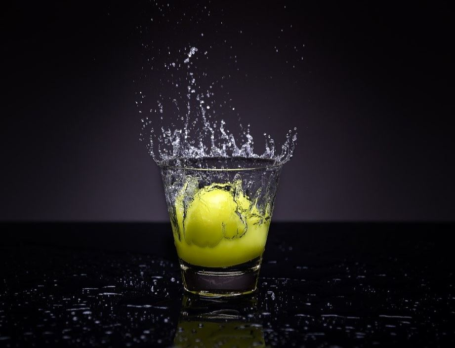 Is squash or cordial as hydrating as water