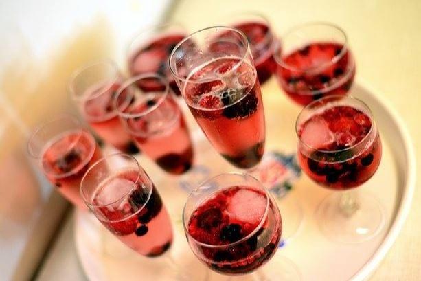 does schloer taste like wine