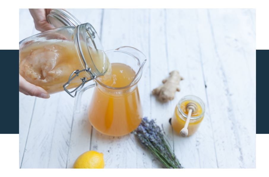 what to do with over carbonated kombucha