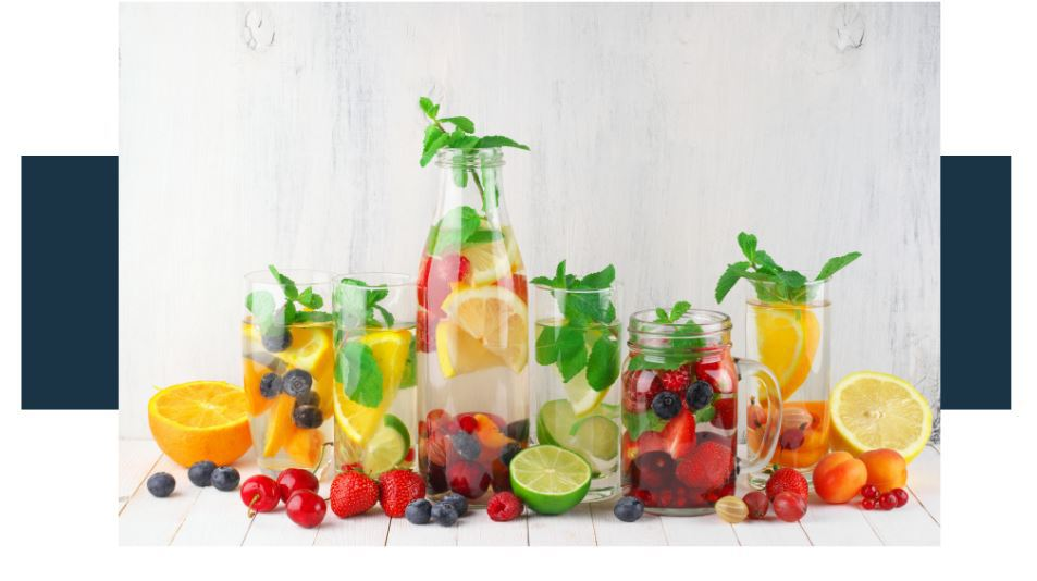 Is Flavored Water Healthier Than Soda