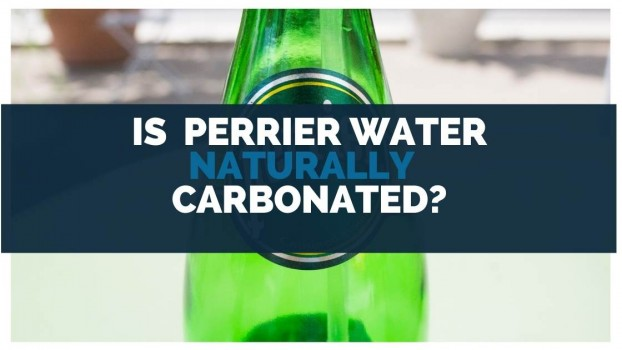 Is Perrier Water Naturally Carbonated