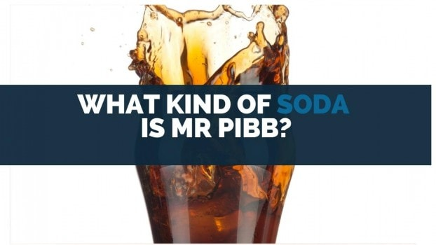 What Kind of Soda Is Mr Pibb?