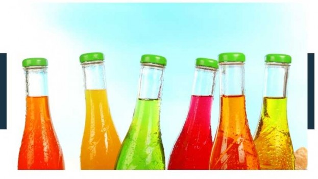 What are the ingredients of Sodastream flavors