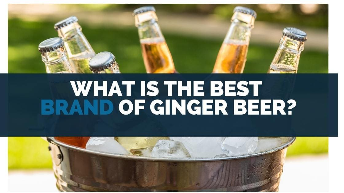What is the best brand of ginger beer
