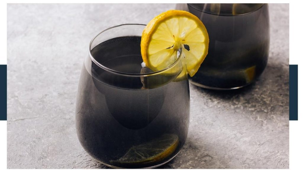 When Should You Drink Charcoal Lemonade