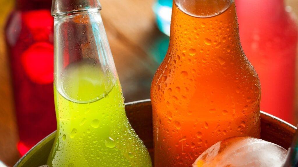 Barrilitos Mexican soda