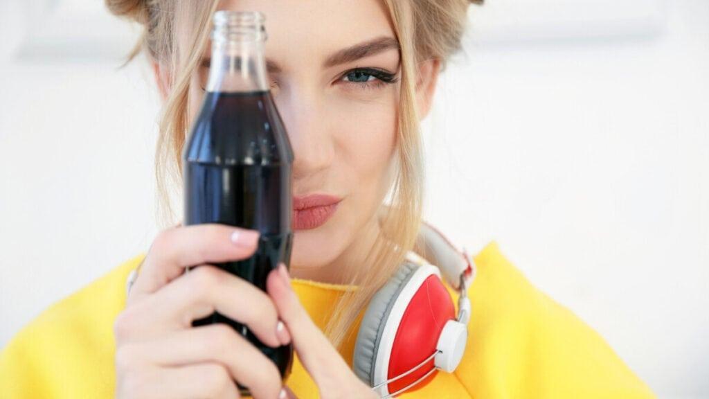 Does Karma Cola have caffeine
