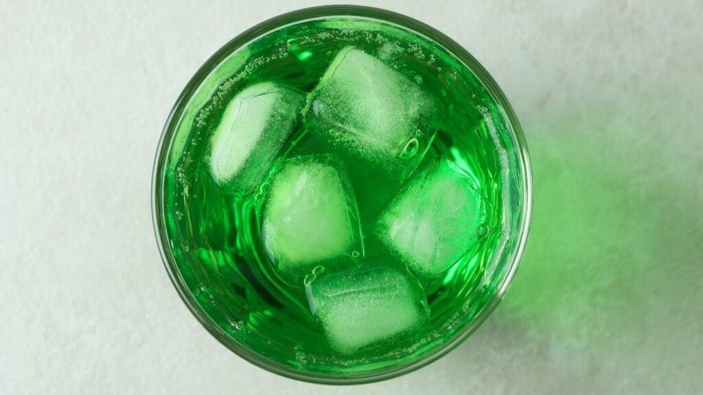 Green fanta ingredients