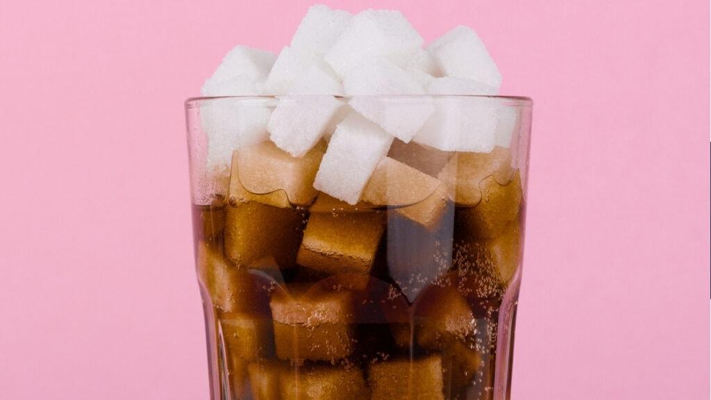 How much sugar is in Henry Weinhards soda