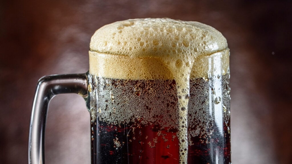 Is Henry Weinhards root beer caffeine free