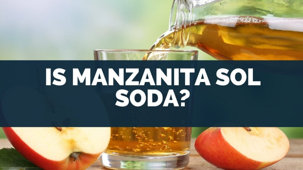 Is Manzanita Sol Soda