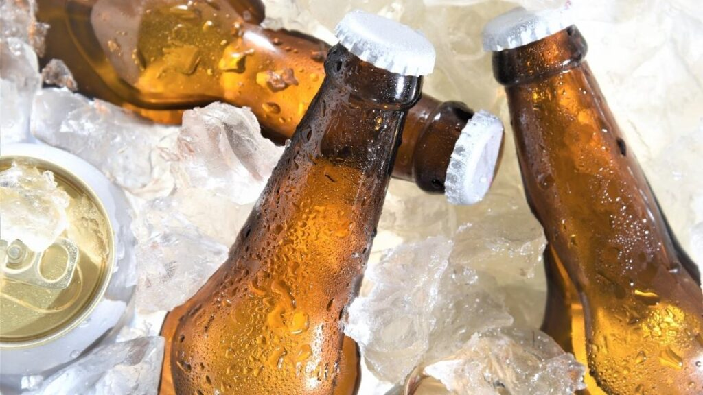 Is Old Jamaica ginger beer healthy