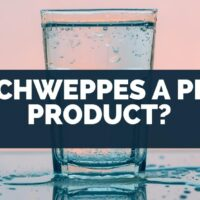 Is Schweppes a Pepsi Product