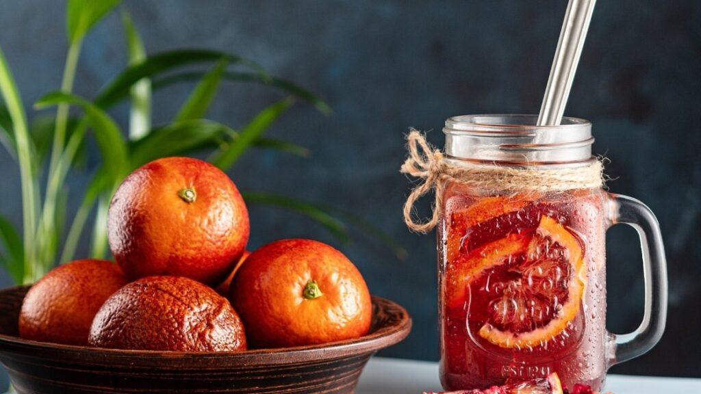 What is San Pellegrino blood orange