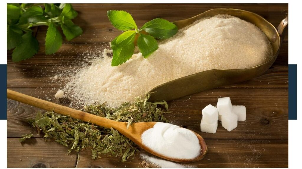 What sweetener is in Gatorade Zero