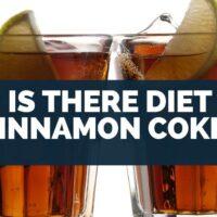 Is There Diet Cinnamon Coke