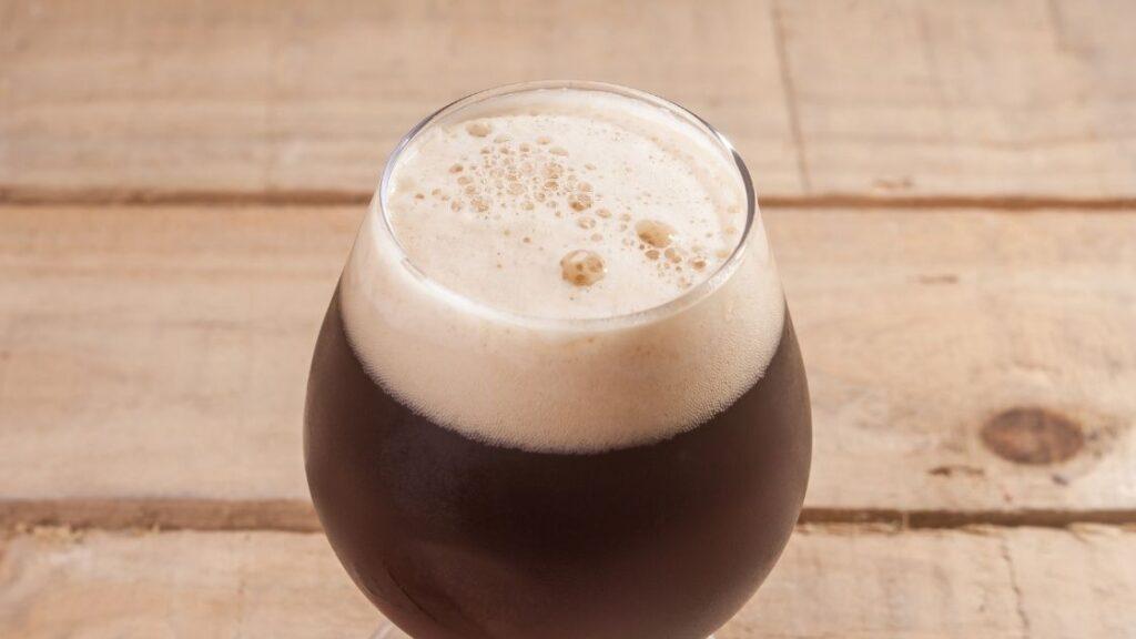 Saranac Root Beer Nutrition
