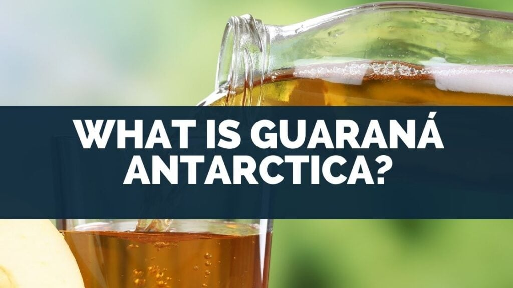What is Guaraná Antarctica