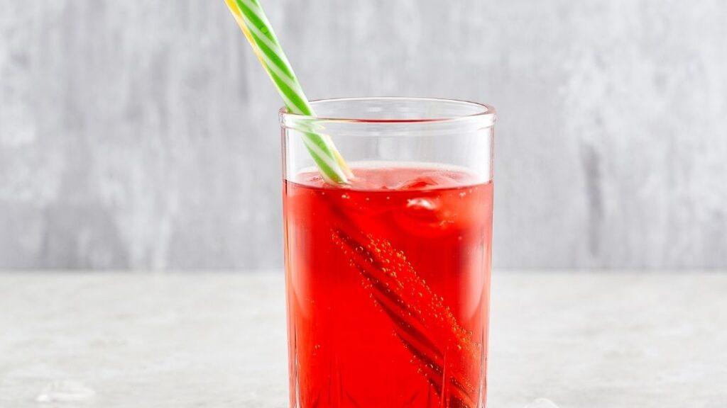 Who makes Big Red Soda