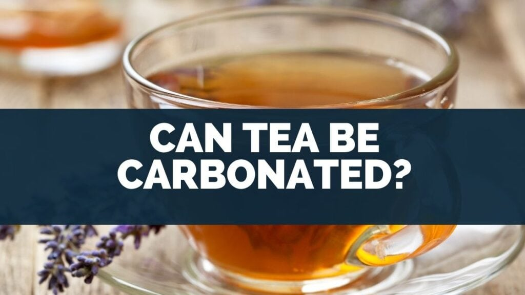 Can Tea Be Carbonated