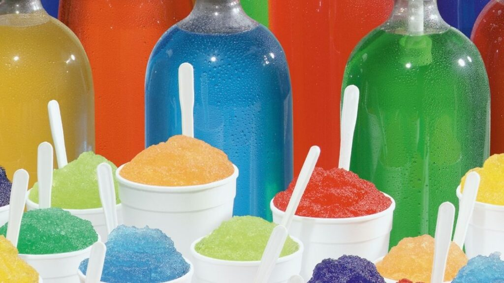 Can You Freeze Snow Cone Syrup
