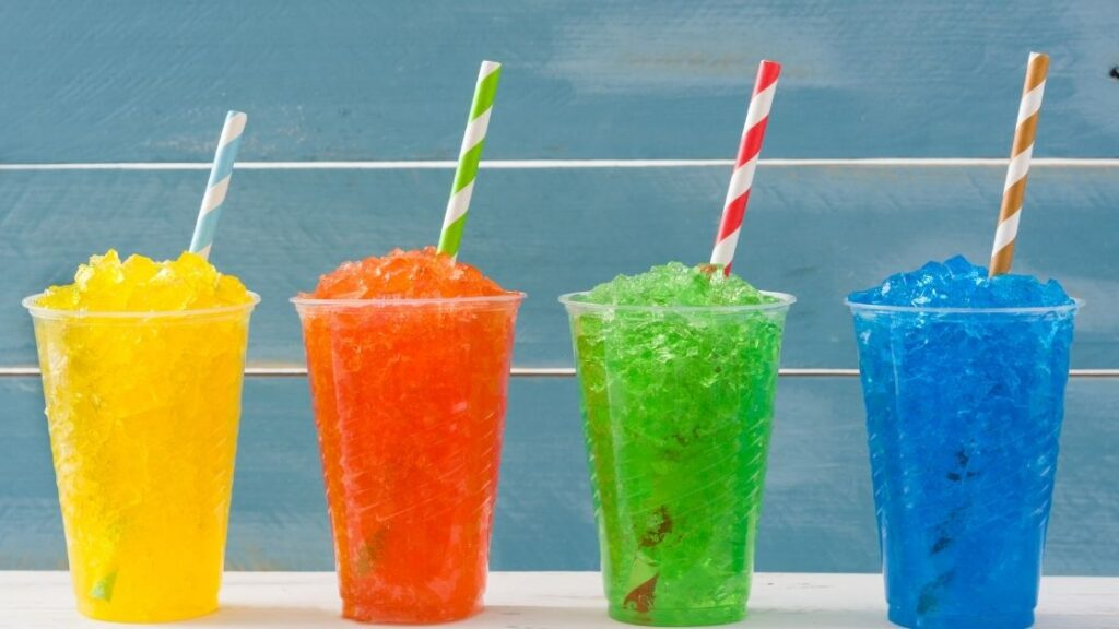 Can You Use SodaStream Syrup for Slushies