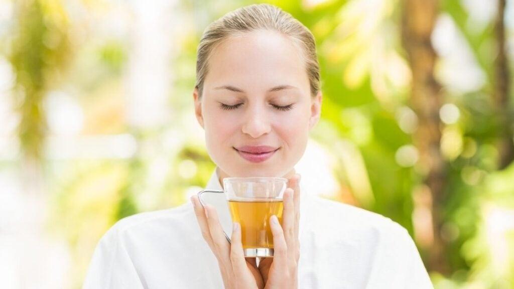Carbonated Tea Benefits