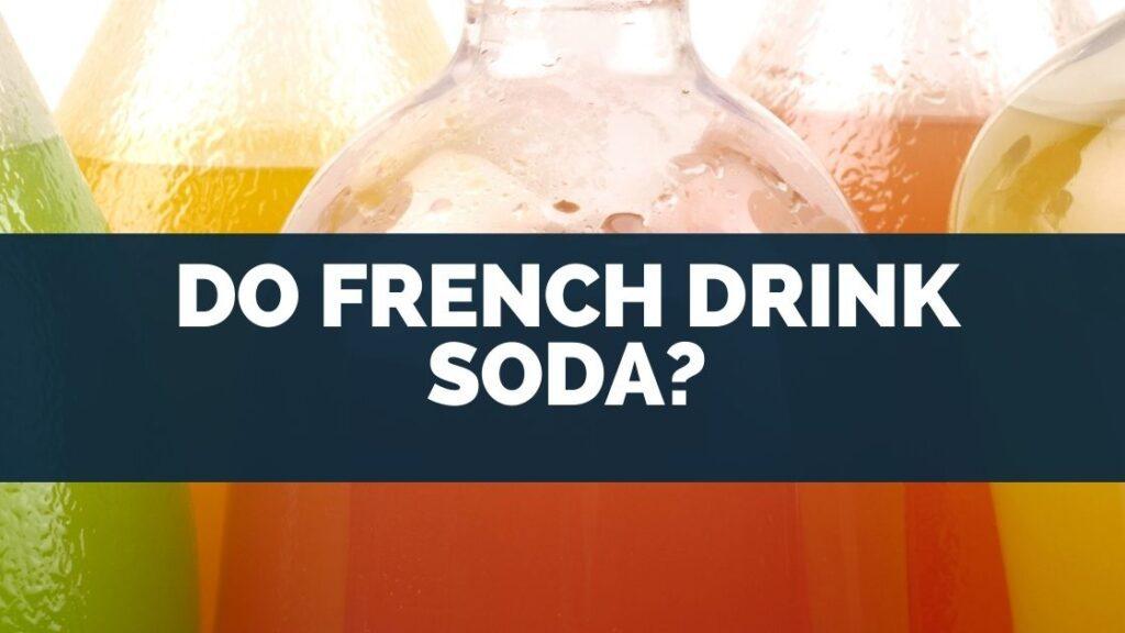 What soda has the least caffeine