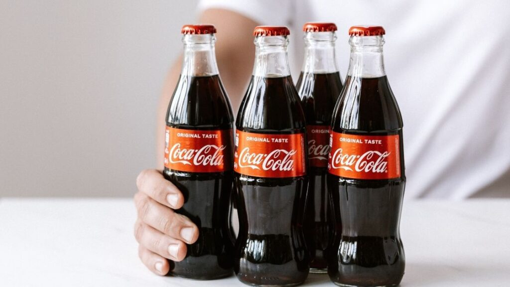 Do French people drink Coke