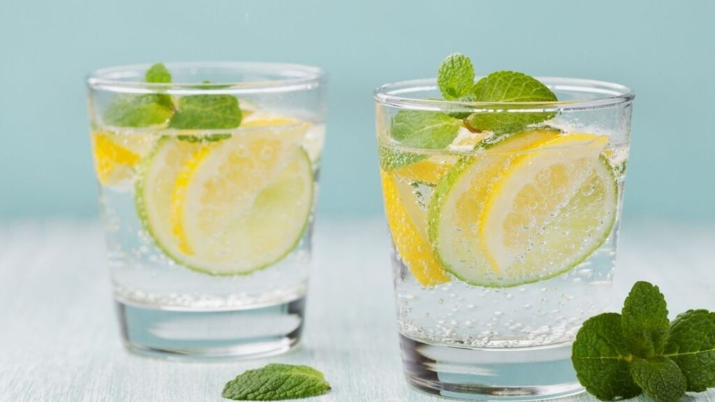 Does soda water increase blood sugar