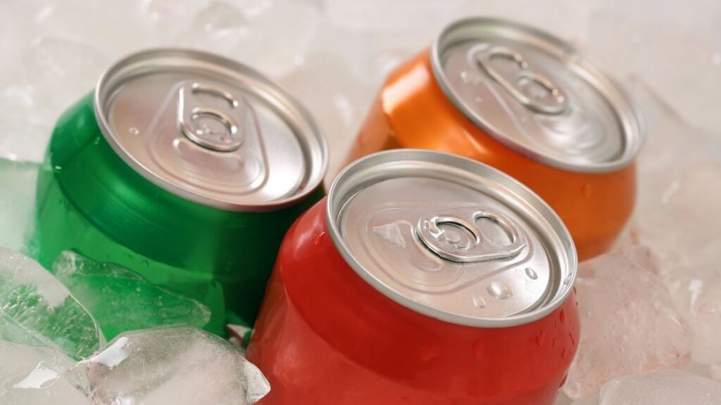 How Many Cans Of Soda Is A Two-liter Bottle