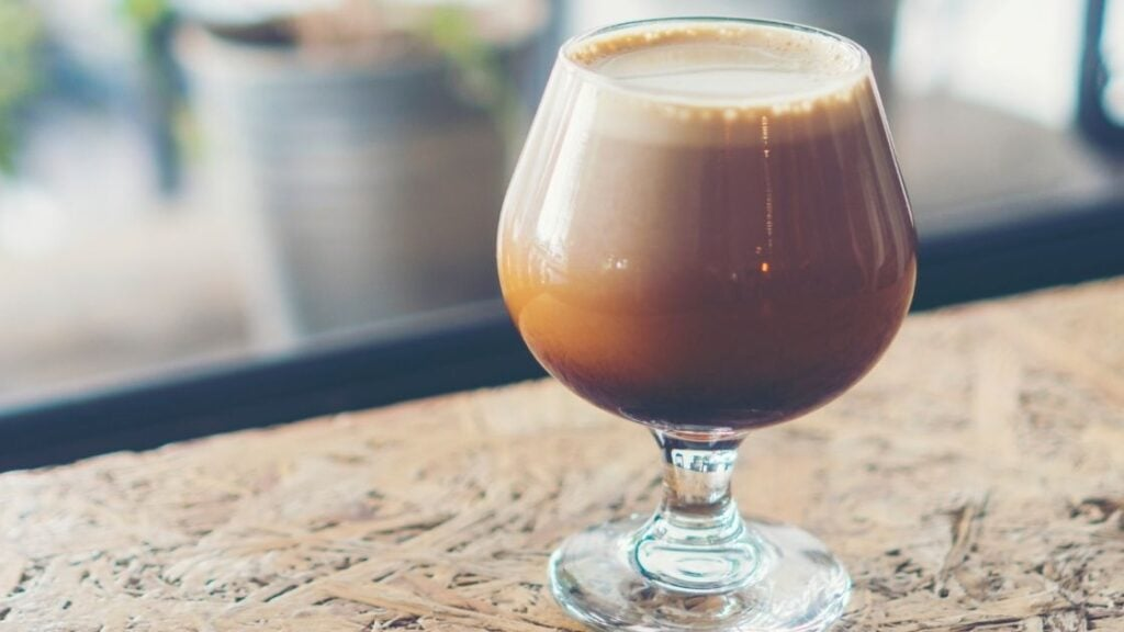 How Much Caffeine Does Nitro Cold Brew Have