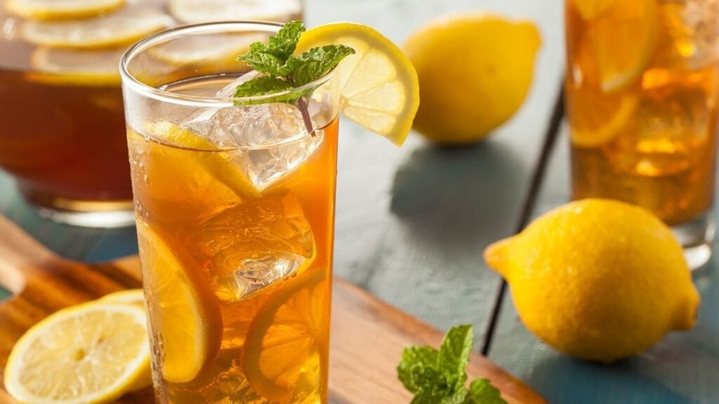 Is Iced Tea a Carbonated Drink