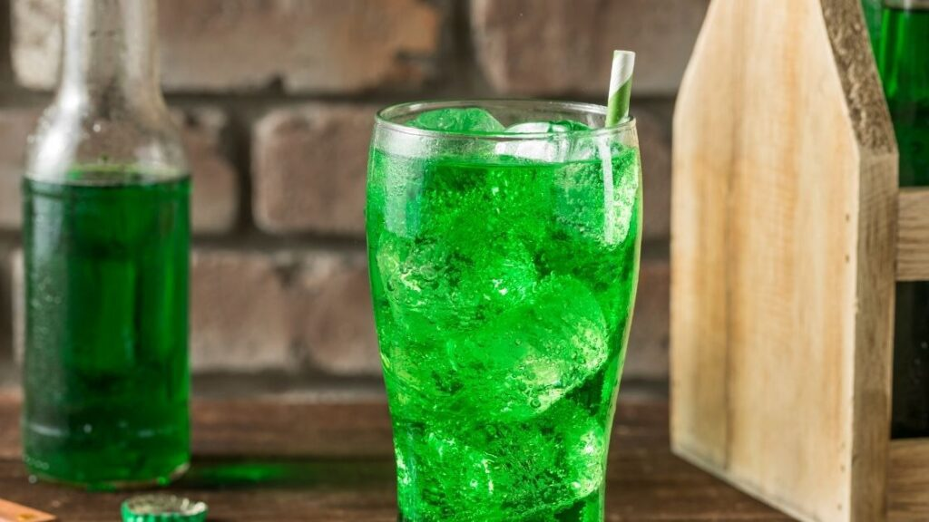 What Is Green River Soda