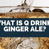 What Is Q Drinks Ginger Ale