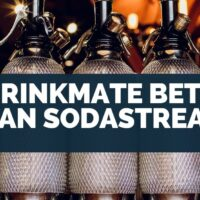 Is Drinkmate Better Than Sodastream