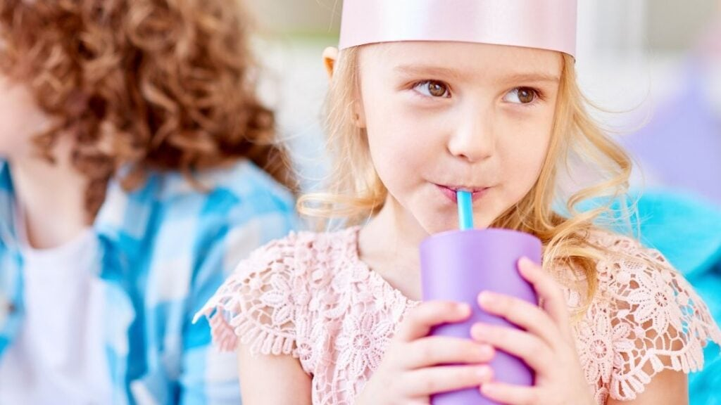 Can Three-Year-Olds Drink Soda